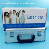 bald hair growth - Hair Loss Treatment Laser cap Portable Bald Head Hair Growth laser cap