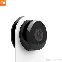 Wholesale 100 Original Xiaomi Smart Camera Xiaomi xiaoyi Small ants smart webcam camcorder for smart home life