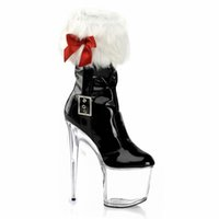 artificial leather manufacturer - Manufacturers selling new cm high heel waterproof platform heels low artificial leather tube short boots boots