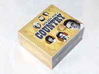 Wholesale 2016 GOLDEN AGE OF COUNTRY D Music Audio CD Box