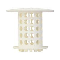 Wholesale TubShroom The Revolutionary Shower Tub Drain Protector Hair Catcher Strainer Snare White