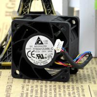 Wholesale mm Large wind force fan V FFB0412UHN C A PWM intelligent control speed