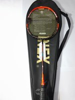 Wholesale 2015 New Arrival Nano speed NR ZSP Joint T u g lbs Top High end nano carbon Badminton Rackets get gifts