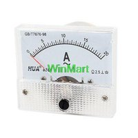 Wholesale Class Accuracy AC A A Analog Panel Ammeter