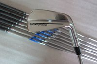 Wholesale OEM factory sports top quality regural stiff golf club MB forged irons set freeshipping