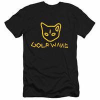 band tee shirts - Odd Future Golf Wang Of WGKTA Shirts For Men Short Sleeve Cool Boy Cotton Sports Tees High Quality Crew Neck Casual Music Band TShirt