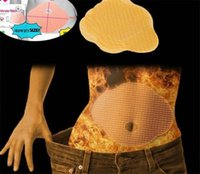 Wholesale 5Pcs Pack Wonder Patch Abdomen treatment patch Lose weight fast Slim patch fat burners quick weight loss D955