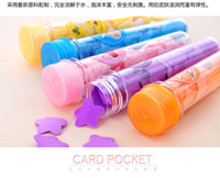 Wholesale Vogue Portable Tube Soap Petals For Travel Scented Soap Bath Flakes Child Hand Washing Soaps WA0113