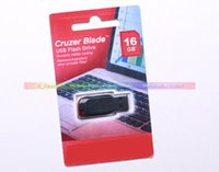 Wholesale NEW Style Gift Item Cruzer Blade USB Flash Memory Drives Exertnal Storage GB Flashdrive Thumbdrives
