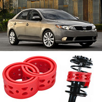 Wholesale 2x Size B Rear Car Shock Absorber Spring Bumper Power Cushion Buffer Special For KIA Forte