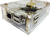 Wholesale High Quality Transparent Acrylic Case Banana Pi M2 A31S IC Quad core Single Board Computer GB of DDR3 SDRAM