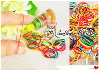 Wholesale Pet Dog Colorful Pet Beauty Supplies Dogs Grooming Rubber Band Pet Hair Product Hair Accessories rubber band