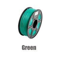 Wholesale Labplus d printer filament PLA Green kg spool