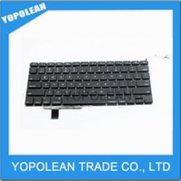 Wholesale 100 BRAND NEW quot For MacBook Pro Unibody A1297 US Black Keyboard Year Perfect working