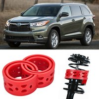 Wholesale Auto parts Rear Shock Absorber CoilSpring Cushion Buffer Special For Toyota Highlander