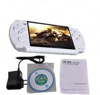 Wholesale 2 pieces game console game player mp5 player with camera and photo