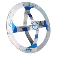 air hover - Amazing Tricks Magic Hover UFO Floats in Mid air No Battery or Remote Control Needed Plastic Paper LIF_A03