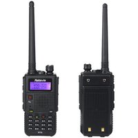 Wholesale Retevis RT5 Walkie Talkie Dual Band MHz W High Medium Low Channel Scan VOX DTMF FM Radio Hz Two Way Radio A9108Q