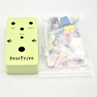 Wholesale NEW DIY Overdrive Pedal pedal Electric guitar effect pedals OD1 kit