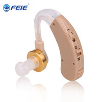 Wholesale to USA Canada Personal Sound Amplifiers for Deafness Feie Brand hearing aid S