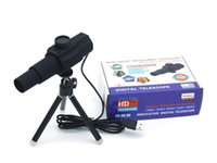 Wholesale Usb Electronic Digital Telescope MP X Zoom Connect Computer to Record Video