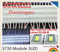 Wholesale YON Injection Molding LED Module LED DC12V Waterproof High Brightness LM For advertising board Blister word