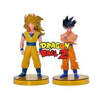 ball coloring - 2 x High Spec Coloring Figures Dragon Ball Z