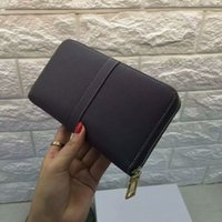 Wholesale M114 Wallet Women Brand Designer famous genuine leather original box fashion luxury stylish high end quality promotional