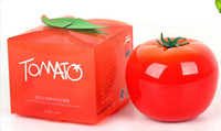 Wholesale Tomato Nourish Facial Mask Tony Moly Organic Moisturising Whitening overnight sleep mask g Skin Care Anti Aging Mask