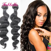 big deals - 2016 Hot Beauty Peruvian Virgin Hair Loose Wavy Hair Weaving A Unprocessed Big Curl Bundles Deal Hair Extensions