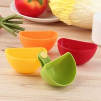 Wholesale Assorted Salad Sauce Ketchup Jam Dip Clip Cup Bowl Saucer Tableware Kitchen for Tomato Sauce Sugar Salt Vinegar