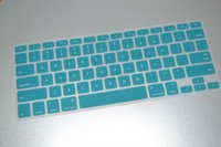 Wholesale hot sale notebook laptop keyboard protector film color printing macbook pro silicone keyboard cover