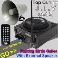 amplifier song - Outdoor m Remote Control Amplifier Hunting Bird Caller MP3 Player Decoy Birds Songs Loudspeaker With External Mini Speaker