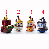 battle boat - Styles Pirates Boat Kids Toys Action Mini Figure Bricks Play And Create Pirates Sea Battle Boat Building Block In Stock