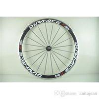 Wholesale MTB Road Bike Carbon Wheelsets c mm V Brake Clincher Tubular Cycling Carbon Fiber Bicycle Wheels K Glossy Matte Outdoor