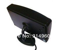 "Cheap 4.3"" LCD Monitor Car Rear View Kit + 18 LED IR Wireless Car Reverse Reversing Camera Free Shipping"