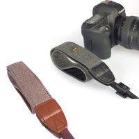 Wholesale LYN H Camera Shoulder Neck Vintage Strap Belt for Sony Nikon Canon Olympus Panasonic Pentax DSLR SLR camera