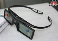 Wholesale DLP D Active Shutter Glasses for DLP LINK DLP LINK D for Optoma Sharp LG Acer BenQ W1070 MX520 W1080ST W700 W710ST EP5328