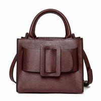 belt bucket - 2016 designer handbags for women Shoulder Messenger Bag belt genuine Leather cowhide fashion simple ladies luxury tote bags DHL free ship