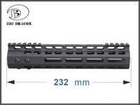 aluminum rail systems - EMERSON inch NSR style Lightweight M LOK Aluminum Handguard Rail System Black Tan Hunting Accessories