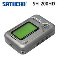 analyzer definition - Genuine Sathero SH HD DVB S2 Digital Satellite Finder Meter Sat Finder HD High Definition USB Spectrum analyzer order lt no trac