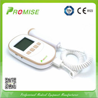 Wholesale PROMISE Heath Care Pocket Fetal Doppler Baby Heart Rate Monitor PRO FD20