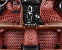 amg car mats - 5D Leather XPE Car Floor Mats for Mercedes Benz GLE MATIC GLE MATIC GLE AMG MATIC GLE e MATIC S L
