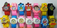 Wholesale Cartoon Children s Animal Patted Watch Boys And Girls Snapped Watch