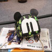 Wholesale 2016 new chain of small bags Mickey shoulder bag mini messenger bag handbag tide