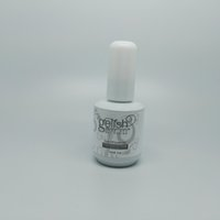 Wholesale Gelish Top and Base coat LED UV Gel nail polish foundation Top it off Nail art lacquer Soak off nail gel prime