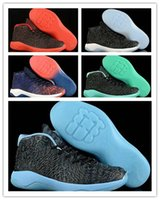 Wholesale With Box Mens Basketball Shoes Sneakers New Air Retro Ultra Fly JUMPMAN Shoes Quality Running Shoes For Men Sports Trainers US8