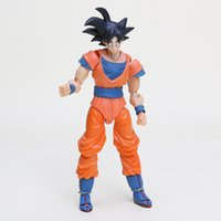 Wholesale SHFiguarts Dragon Ball Z Son Gokou PVC Action Figure Collection Toy quot CM