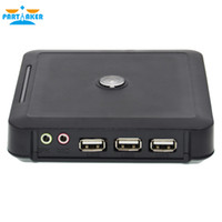 Wholesale Partaker Users Thin Clients N380W With USB Port Windows and Linux server