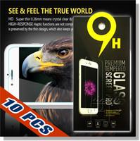 in one pc - For Galaxy S7 Iphone s Tempered Glass Note Screen Protector iphone Film mm D H Explosion proof In Paper Package one